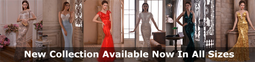 New Evening Dress Collection