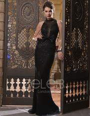 Sequin Evening Dress 1021