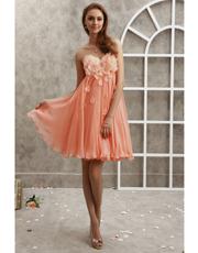 Flower Petal Dress 0707