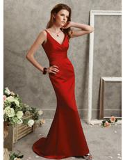 Mermaid Full Length Dress 0717