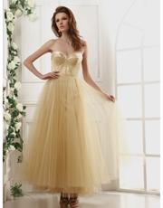 Vintage Style Tulle Dress 0726