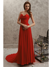 Silk Full Length Dress 0731
