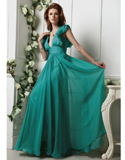 Light Chiffon Dress 0764