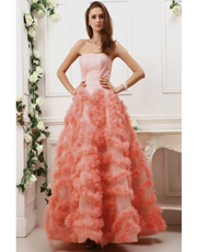 Strapless Ball Gown 0775