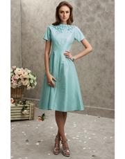 Vintage Style Tea Dress 0783