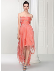 Strapless Dress 0809