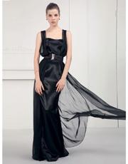Chiffon Wrap Dress 0818