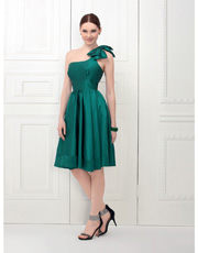 Single Shoulder Dress 0819
