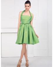 Halter Neck Dress 0820