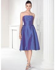 Strapless Dress 0837