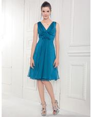 Draped Dress 0845