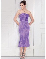 Strapless Dress 0857