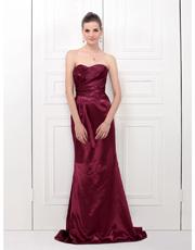 Strapless Dress 0858