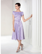 Sleeved Dress 0863