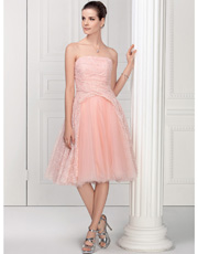 Strapless Dress 0865