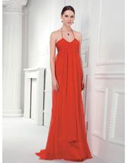 Draped Dress 0867