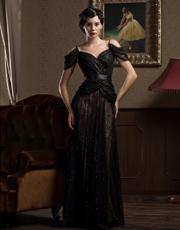 Lace Evening Dress 0901