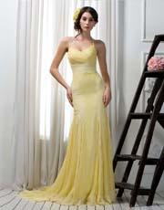 Lace Halter Dress 0907
