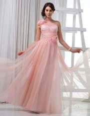 Soft Organza Dress 0908