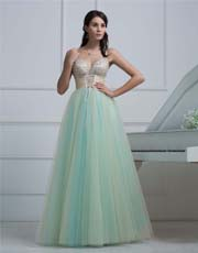 Tulle Ball Gown 0922