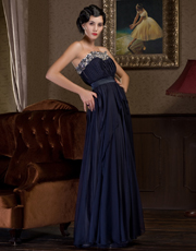 Embellished Evening Dress 0923ST